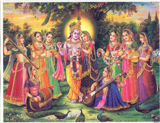 Lord Sri Krishna Wallpapers & Janmashtami Wallpapers