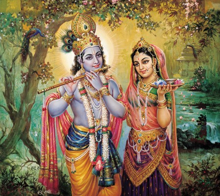 Image s radha krishna for setting as wallpaper on desktop or printing